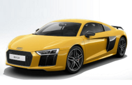 Audi R8 4S Coupe