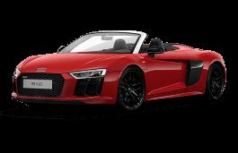 Audi R8 4S Spyder
