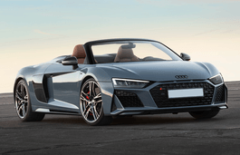 Audi R8 4S Facelift Spyder