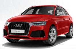 Audi RS Q3 8U Restyling SUV