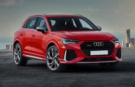 Icona per specifiche di ruote e pneumatici per Audi RS Q3