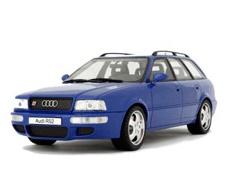 roues et icone de spécifications de pneus pour Audi RS2