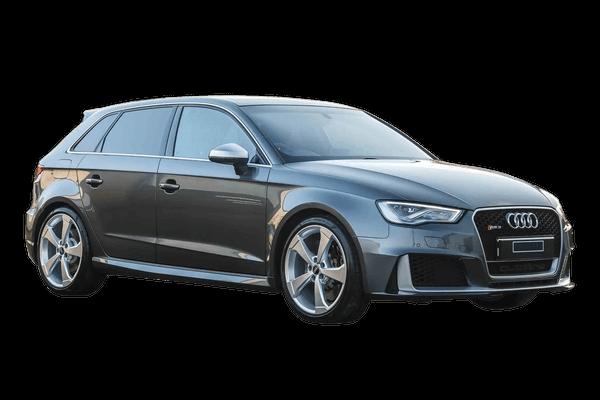 Icona per specifiche di ruote e pneumatici per Audi RS3