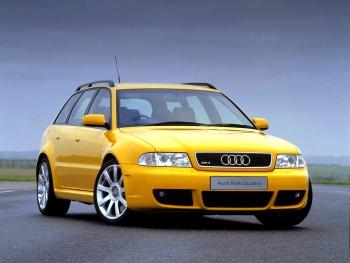 roues et icone de spécifications de pneus pour Audi RS4