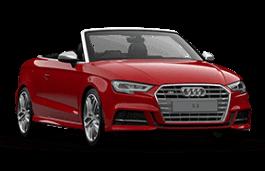 Audi S3 8V Facelift Convertible