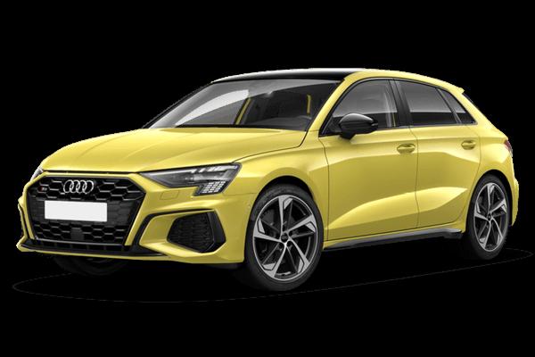 Audi S3 8Y Sportback