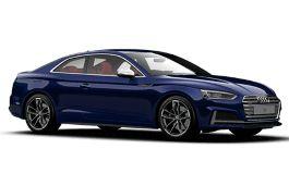 奥迪 S5 F5 Coupe