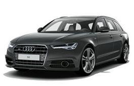 Audi S6 C7 Facelift Estate