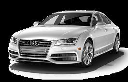 roues et icone de spécifications de pneus pour Audi S7