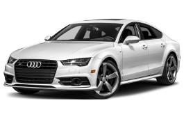 Audi S7 Räder- und Reifenspezifikationensymbol