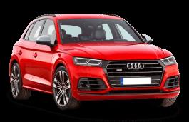 Icona per specifiche di ruote e pneumatici per Audi SQ5
