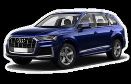 Icona per specifiche di ruote e pneumatici per Audi SQ7