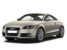 Audi TT wheels and tires specs icon