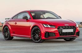 Audi TT S 8S Facelift Coupe