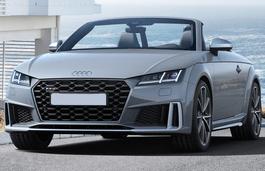 Audi TT S 8S Facelift Roadster