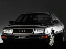 Audi V8 wheels and tires specs icon