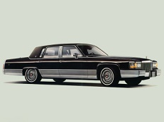 Cadillac Brougham wheels and tires specs icon