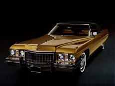 Cadillac DeVille C-body II Coupe