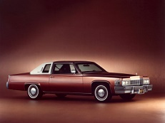 Cadillac DeVille C-body III Coupe