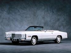 Cadillac Eldorado E-body II Convertible