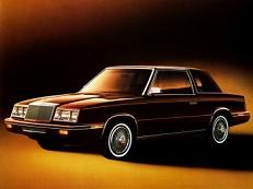 克莱斯勒 子爵 K-body Coupe