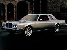 克莱斯勒 子爵 M-body Coupe