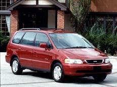 五十铃汽车 Oasis RA Van