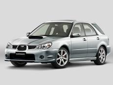 Subaru Impreza WRX wheels and tires specs icon