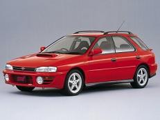 Subaru Impreza WRX STI wheels and tires specs icon