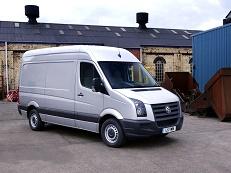 大众 Crafter I (Typ 2E/2F) Van