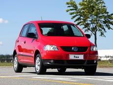 Volkswagen Fox II Hatchback