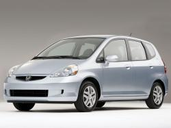 Honda Fit wheels and tires specs icon