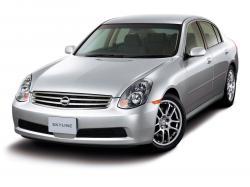 Nissan Skyline XI (V35) Saloon