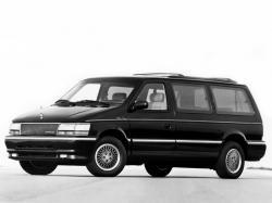 Chrysler Town & Country ES Minivan