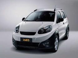 Chery IndiS Hatchback