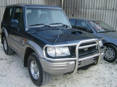Hyundai Galloper II Closed Off-Road Vehicle