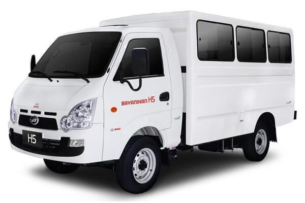 BAIC Bayanihan H5 Van
