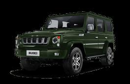 BAIC BJ80 SUV