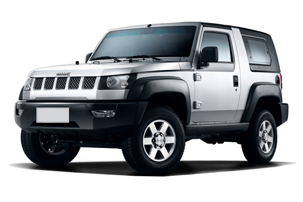 BAIC X424 wheels and tires specs icon
