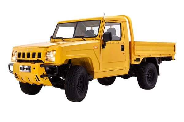 北汽制造 勇士皮卡 Truck