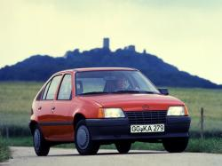 Opel Kadett E Hatchback