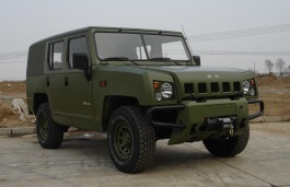 BAW Warrior Closed Off-Road Vehicle