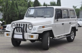 BAW Zhanqi Closed Off-Road Vehicle
