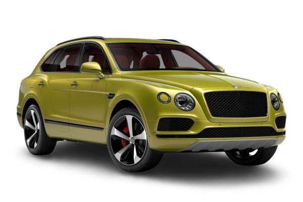 Bentley Bentayga wheels and tires specs icon