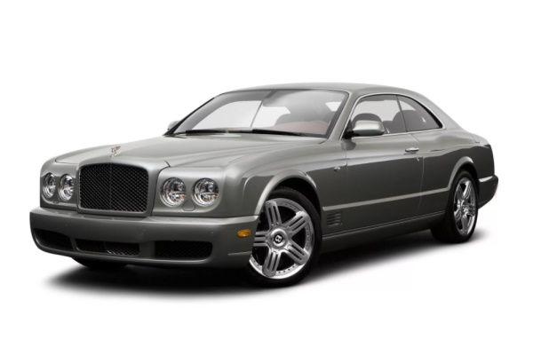 Bentley Brooklands Räder- und Reifenspezifikationensymbol