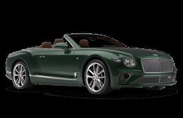 Bentley Continental GTC III Cabrio