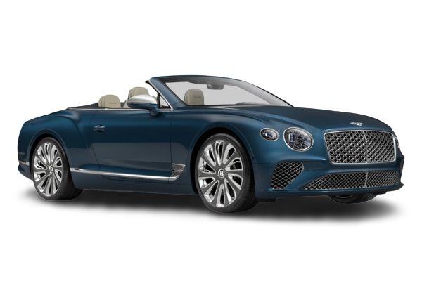 Bentley Continental GTC III Convertible