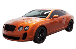 Bentley Continental Supersports I Coupe