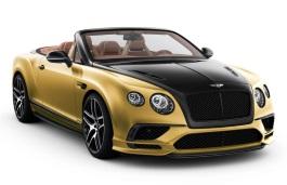 Bentley Continental Supersports II Convertible
