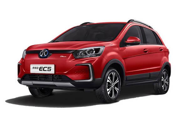 BAIC BJEV EC5 SUV